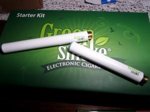 e-papieros green smoke