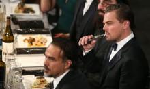 Leonardo DiCaprio krytykowany za e-papierosa na gali