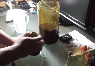 baza nikotynowa