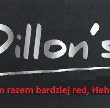 Dillon's Red oczami Core – Red ain't bad
