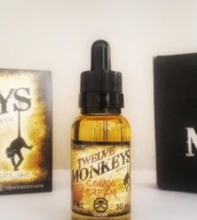 Twelve Monkeys – Congo Cream