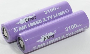 bateria do e-papierosa
