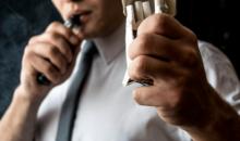 Public Health England mówi, że vapy powinny być sprzedawane w szpitalach