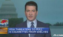 """Gottlieb straszy producentów e-papierosów: """"Albo młodzi przestaną palić, albo e-papierosy znikają z półek"""""""
