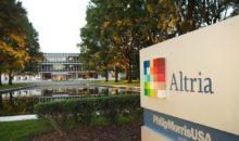 Akcje Altria idą w górę