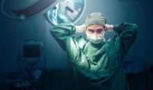 Chirurg ogólny, który ma praktyczne podejście do vaping