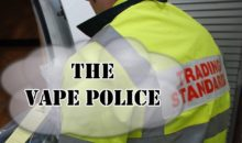 Niecodzienna akcja amerykańskiej policji, e-papieros ratuje sytuację