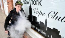 Rząd stanu Nowy Jork przeciwko e-papierosom, lecz marihuana będzie legalna